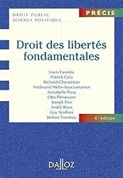 Droit des libertés fondamentales - 6e éd.: Précis