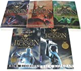 Percy Jackson 5 Book Set Collection RRP £34.95 ( Percy Jackson and the Lightning Thief, Percy Jackson and the Last Olympian, Percy Jackson and the Titans Curse, Percy Jackson and the Sea of Monsters, Percy Jackson and the Battle of the Labyrinth ) (Percy Jackson)