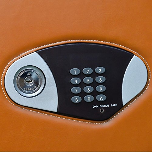 Safewinder® 18 DELUXE TAN Uhrenbeweger & Safe - 6