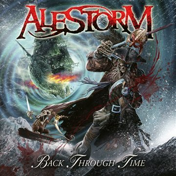 Alestorm: Back Through Time (Audio CD)