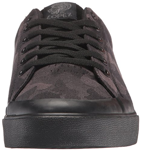 C1RCA - Lopez 50r, Scarpe da ginnastica Unisex - Adulto Black/Shadow