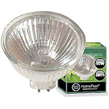Homepluss 8000015 - Lampara Halogena Dicroica 12V Mr16 50W