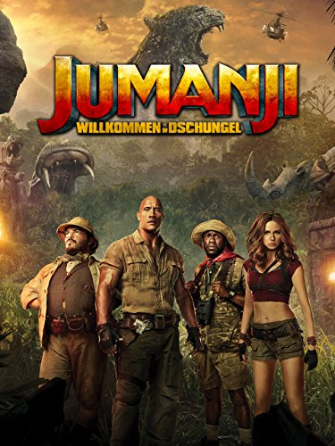 Jumanji: Willkommen Im Dschungel [dt./OV] (Aktion Brettspiele)