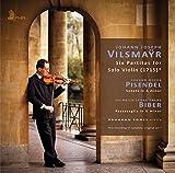 Vilsmayr: 6 Partitas for Solo Violin