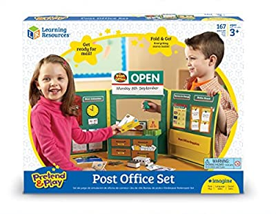 Learning Resources Pretend & Play Post Office by Learning Resources