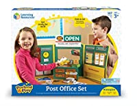 Learning Resources Pretend and Play Post Office