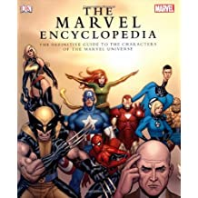 The Marvel Encyclopedia by Peter Sanderson (2006-09-28)