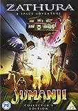 Jumanji /Zathura Boxset (2 Dvd) [Edizione: Regno Unito] [Edizione: Regno Unito]