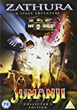Jumanji / Zathura - A Space Adventure [DVD] [2006]