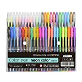 BaBaSM 48 Packungen Color Gel Ink Pens Das beste Gel Pen Set Kreatives Geschenk
