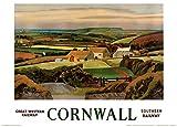 Vintage Travel Cornwall mit Southern Railway