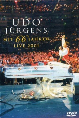 Udo Jürgens: Mit 66 Jahren - Live 2001 (Dvd Mit Musik)