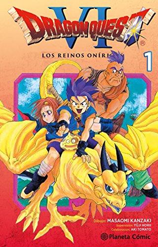 Dragon Quest VI nº 01/14: Los reinos oníricos (Manga Shonen) por Masaomi Kanzaki