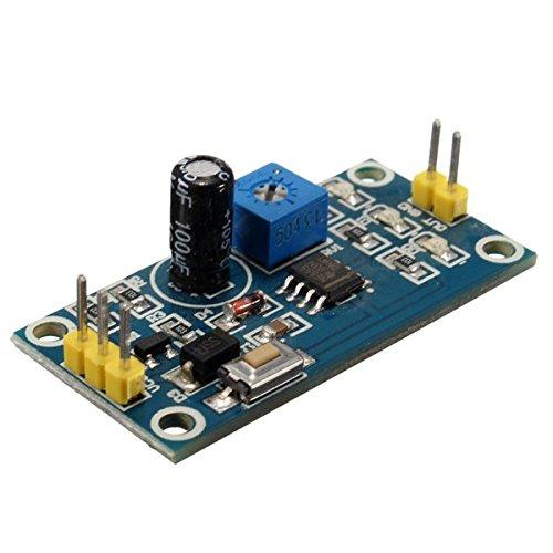 Bluelover Dc 5-12V Einstellbarer Verzögerungs-Timer-Schalter Ne555 Relais-Schirm-Modul