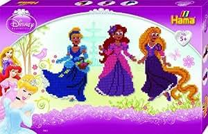 Hama – 7911 – Disney Princess – Boite Cadeau Géante – Les Princesses