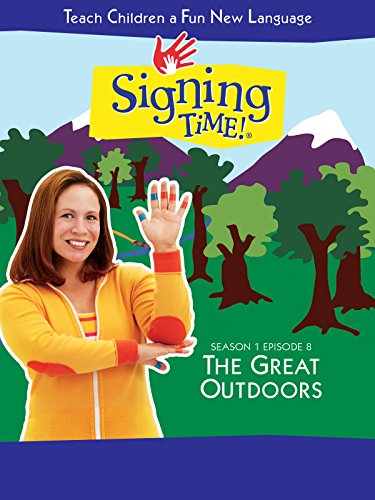 Signing Time Season 1 Episode 8: The Great Outdoors [OV]