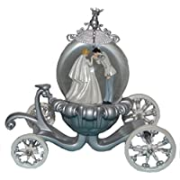 NEW Authentic Disney Parks Cinderella Wedding Globe Carriage