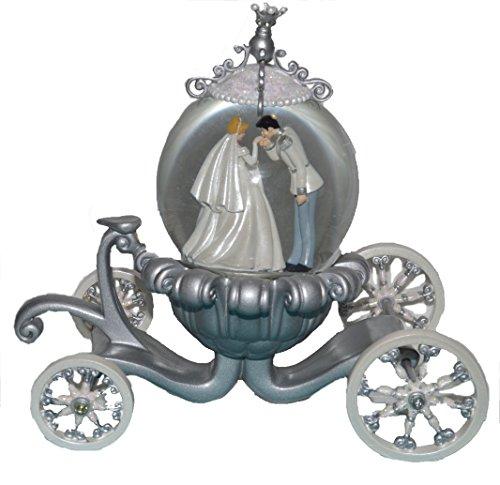 Parks Cinderella Hochzeit Globe Kutsche (Disney Prinz Charming Kostüme)