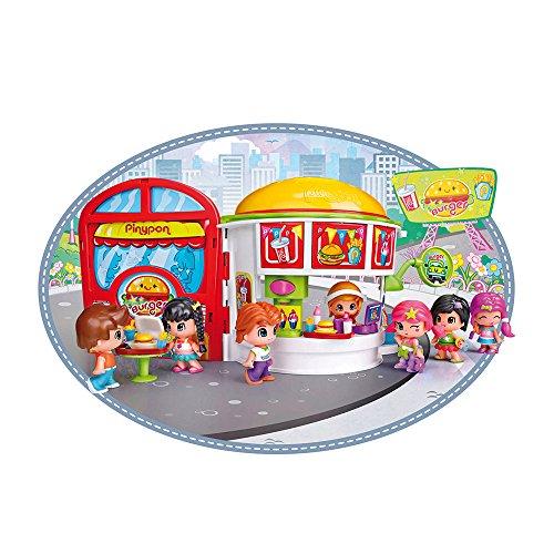 Famosa 700012063 - PinyPon Burger
