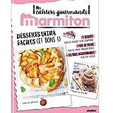 Marmiton Cahier gourmand Desserts ultra faciles