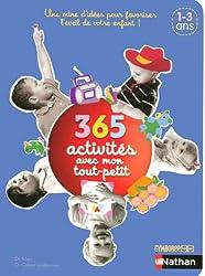 365 activités avec mon tout-petit (1-3 ans)