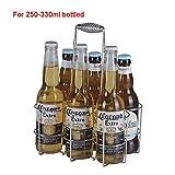 Beito Portabidón de cerveza o botella también para latas de cerveza 250-330ml