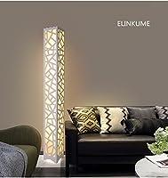 ELINKUME lampadaire est humanisé conçu, tant pour veiller à ce que vos yeux à l'aise dans sa gamme légère de lecture et d'écriture, et jusqu'à 80 % économies d'énergie, vous apporte une expérience merveilleuse d'éclairage intérieur. Spécifications : ...