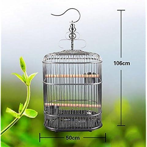 XWG Birdcage / acciaio inossidabile gabbia di
