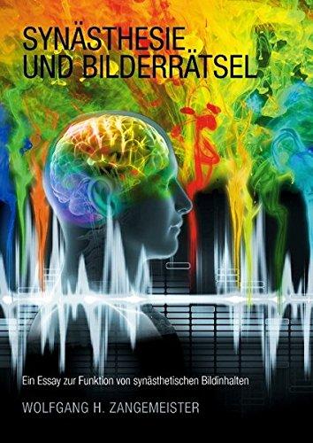 Synästhesie und Bilderrätsel: Ein Essay zur Funktion von synästhetischen Bildinhalten