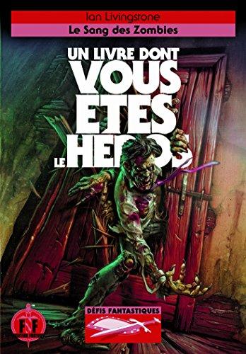 Défis Fantastiques, 23:Le Sang des Zombies