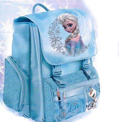e7d857da65 Zaino Estensibile C/Gadget Elsa Frozen