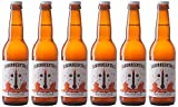 Big Bang Beers Set de 6 Bières Blondes Suborbeertals Ad Astra Ale pour Copenhangen Suborbitals 33 cl