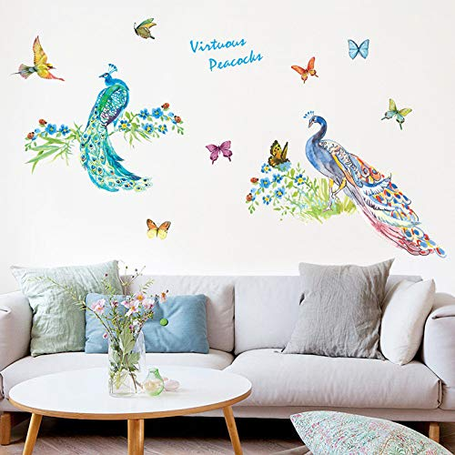LETAMG Stickers Muraux Mignon PVC Papier Peint DIY Amovible 60 * 90 cm Stickers Muraux Sticker Famille Home Sticker Mural Art Décor À La Maison