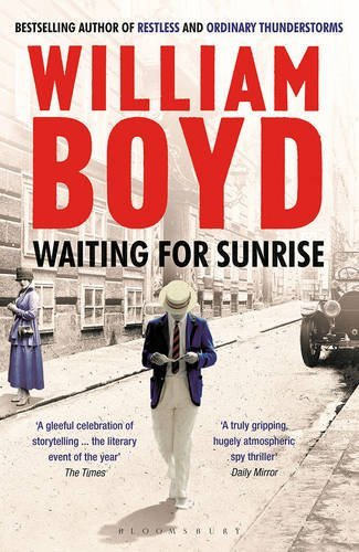 Waiting for Sunrise by William Boyd (2013-01-17)