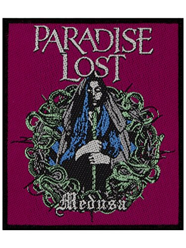 Paradise Lost Medusa Patch