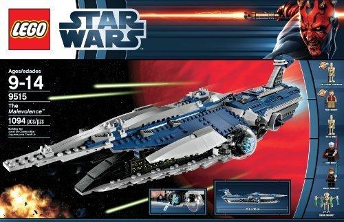 LEGO Star Wars 9515 The Malevolence by LEGO [Toy]
