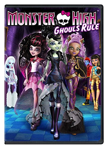 MONSTER HIGH GHOULS RULE [UK Import]