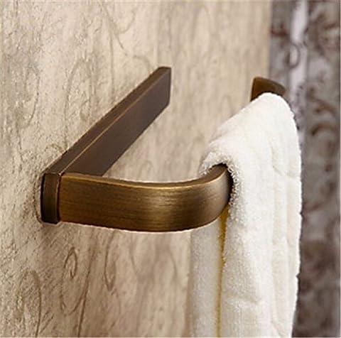 GS~LY Style européen en laiton finition laiton antique anneau de serviette Matériel ,M