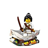 LEGO The Ninjago Movie SPINJITZU TRAINING NYA Minifigure (#2/20) - Bagged 71019