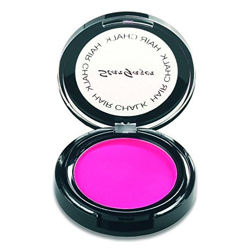 Stargazer Products Haarkreide, Neon Pink, 1er Pack (1 x 4 g)