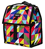 Best PackIt Lunch Boxes - PackIt Freezable Lunch Bag with Zip Closure, Paradise Review