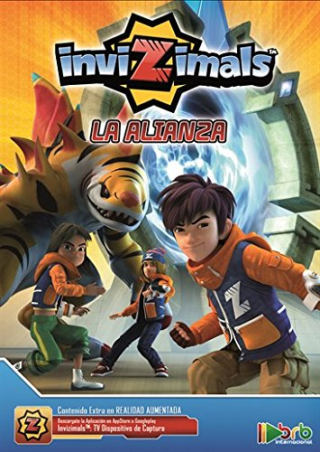 Invizimals: La Alianza [DVD]
