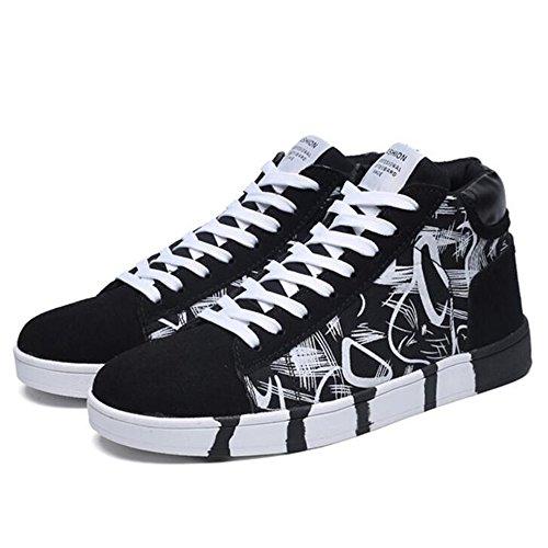 Le calzature sportive Feifei Scarpe da Uomo Invernali Resistenti all Usura  Alta Scarpe Casual 3 Colori 149afd6098d