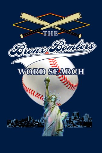 The Bronx Bombers Word Search