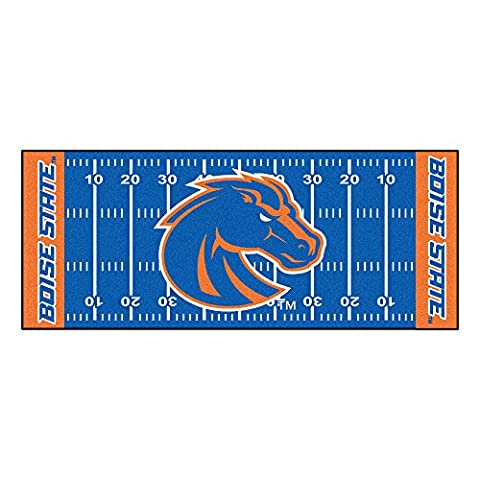 Fanmats 8180 Boise State University Floor Runner
