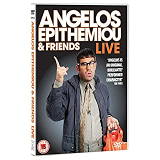 Angelos Epithemiou & Friends - Live [DVD]