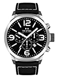 TW Steel Marc Coblen Edition Chrono mit Lederband 50 MM Black/Black TWMC58