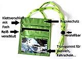 sunwallet nature Brustbeutel Brustsafe Brusttasche Umhängetasche Outdoor * green * - 2