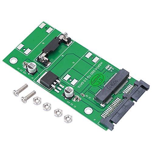 Denash PCI-E auf SATA3.0 SSD-Festplattenkarten, MSATA-Mini-PCI-E-Erweiterungskarte, PCI Express-Netzwerkadapterkarten, PCIE auf SATA-Konverteradapterkarten (Msata Samsung Ssd)
