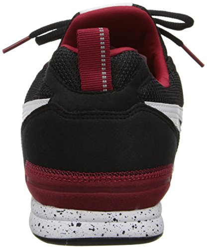 Onitsuka Tiger by Asics Ult-Racer Synthétique Chaussure de Course Black-White